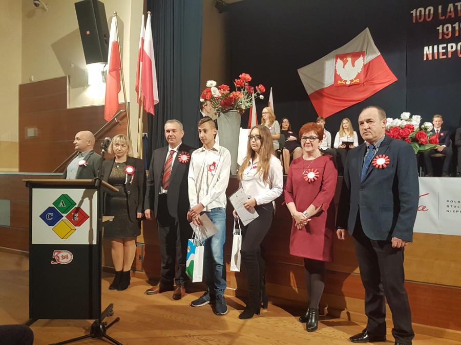 Młodzież ACE uczciła 100. Rocznicę Odzyskania Niepodległości - fot.3