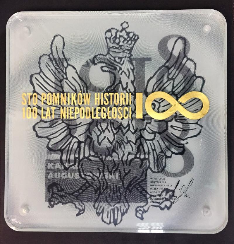 100 Pomników Historii na Stulecie Odzyskania Niepodległości