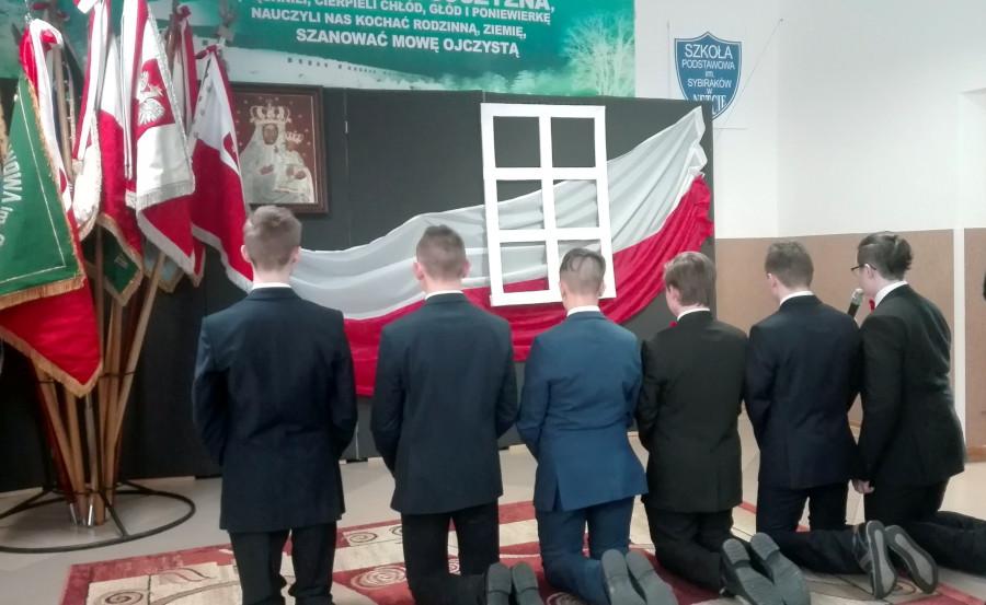 Jubileusz 25-lecia nadania imienia Sybiraków Szkole Podstawowej w Netcie