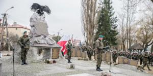 """W Augustowie uczczono pamięć """"Żołnierzy Wyklętych"""""""