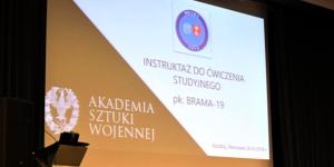 Rozpoczął się pierwszy etap ćwiczeń BRAMA-19