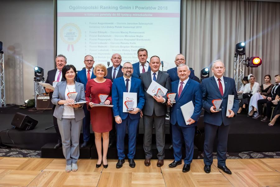 Ranking Powiatów 2018 - fot. 1