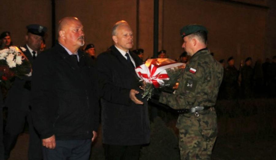 obchody 9. rocznicy Katastrofy Smoleńskiej - fot.1