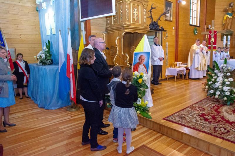 XV Zjazd Podlaskiej Rodziny Szkół im. Jana Pawła II w Augustowie