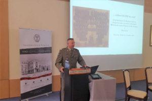 Jubileuszowa konferencja w Akademii Sztuki Wojennej - fot.1
