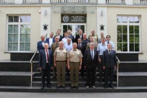 Jubileuszowa konferencja w Akademii Sztuki Wojennej - fot.3