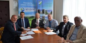 Podpisano umowę na rzecz działań proekologicznych