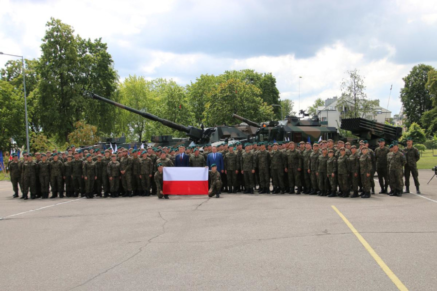 Przywrócony zostanie pułk w Suwałkach