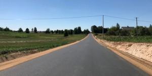 Dofinansowanie dróg powiatowych