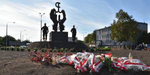 W hołdzie ofiarom Obławy Augustowskiej