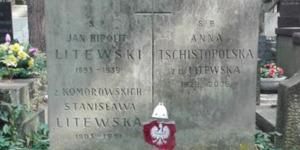Upamiętniono ostatniego dowódcę 1 Pułku Ułanów Krechowieckich