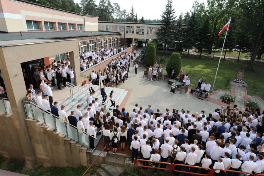 Rozpoczęcie roku szkolnego 2019/2020 w ACE