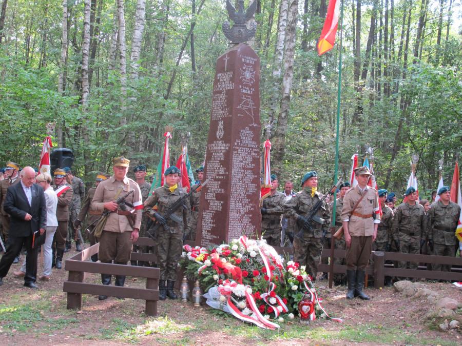 75. rocznica bitwy w Osowych Grzędach
