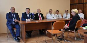 Milion na rozwój augustowskiego szpitala