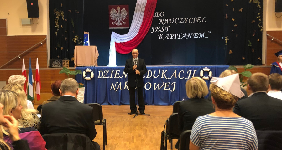 Przemówienie Dyrektora ZSS