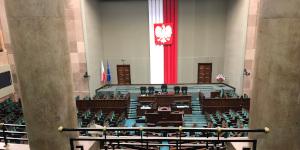Wizyta młodzieży w Sejmie RP
