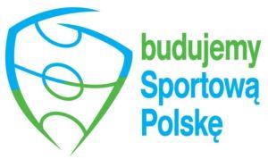 """Logo """"Sportowa Polska"""""""