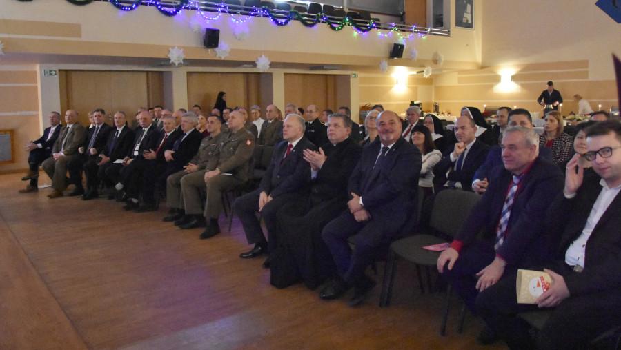 Powiatowe Spotkanie Opłatkowe 2019