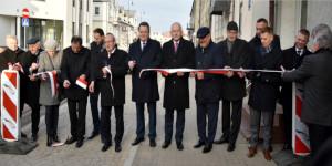 Ulica Wojska Polskiego otwarta