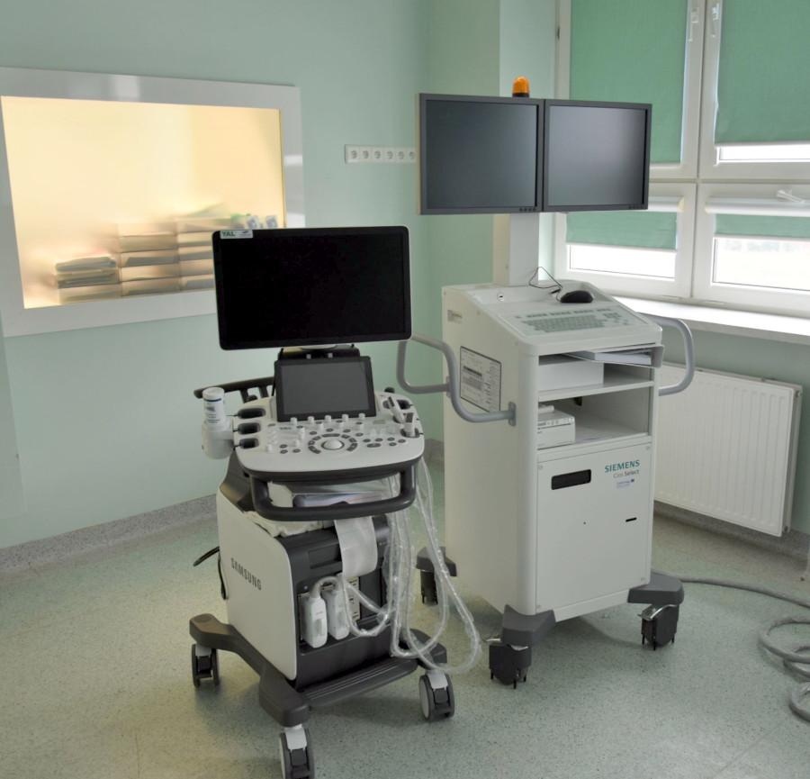 Nowy sprzęt medyczny