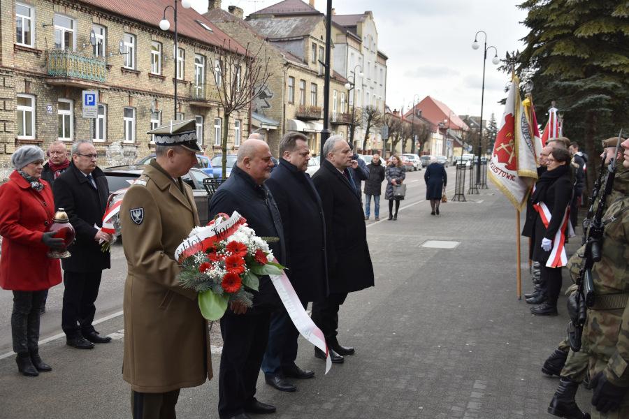 Obchody Narodowego Dnia Pamięci Żołnierzy Wyklętych w Augustowie
