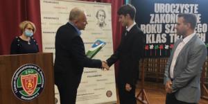 Uczeń ZSO laureatem Grarantanna Cup Fifa 2020
