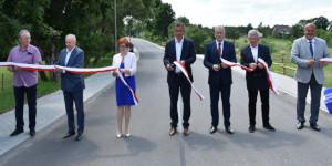 Przebudowano 5 km drogi powiatowej