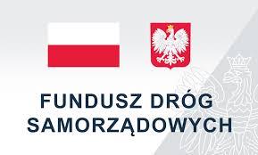 Fundusz Dróg Samorządowych - logo projektu