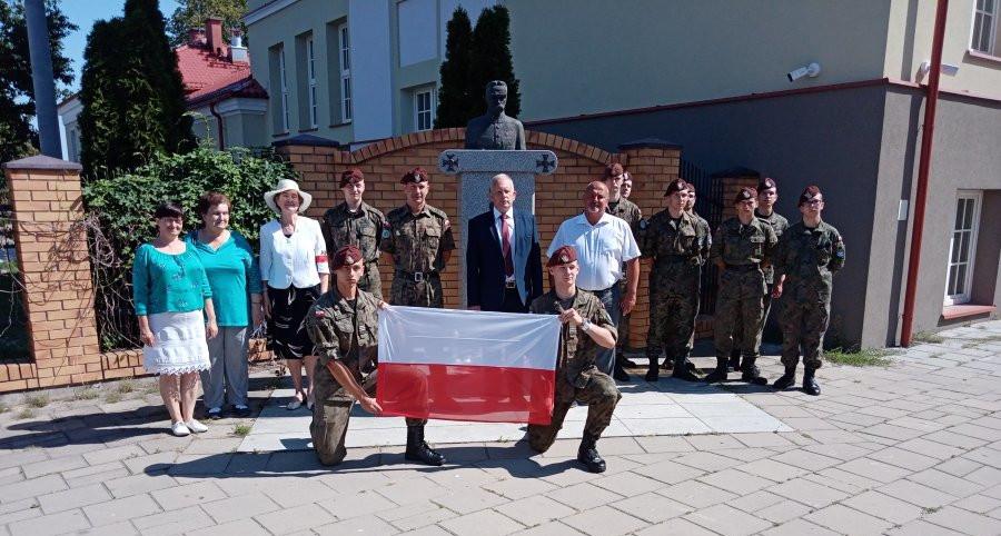 Obchody 100. Rocznicy Bitwy Warszawskiej w Augustowie w dniu 15 sierpnia 2020 r.