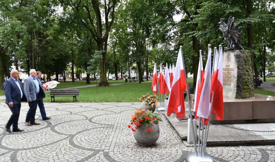 Obchody 81. Rocznicy wybuchu II Wojny Światowej w Augustowie.
