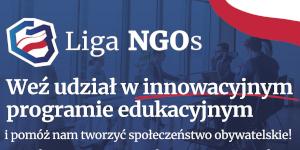 Weź udział w Lidze NGOs !