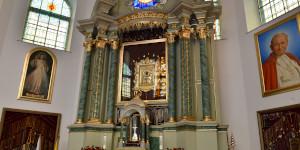 25. rocznica koronacji obrazu Matki Bożej Studzieniczańskiej