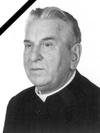 Fotografia Księdza prałata Władysława Podeszwika