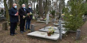 Uczczono 75. rocznicę rozminowania Ziemi Augustowskiej