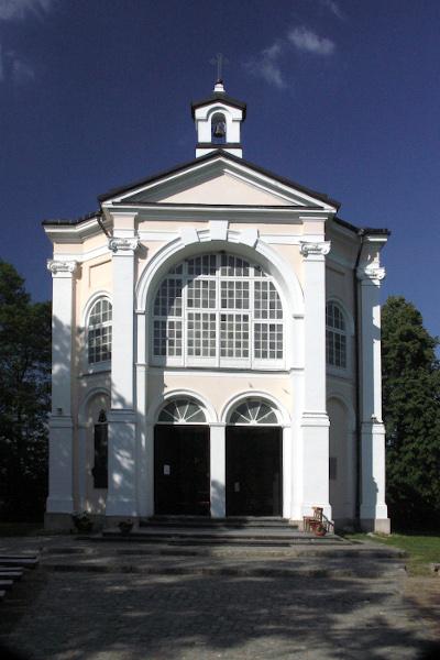 kaplica w Studzienicznej