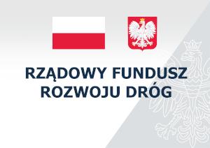 Rządowy Fundusz Rozwoju Dróg - logo projektu